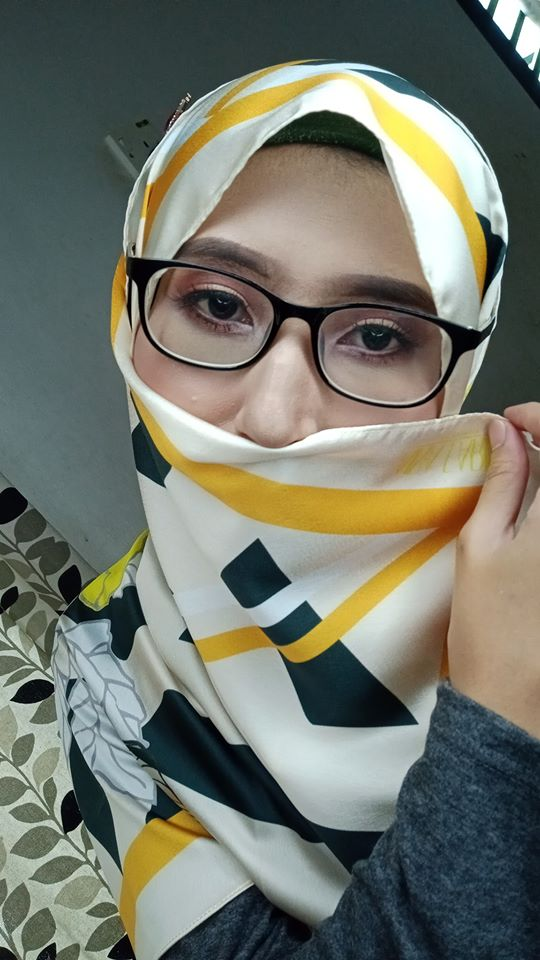 aina farina scarves, leesa shawl printed shawl, shawl cantik, Material premium