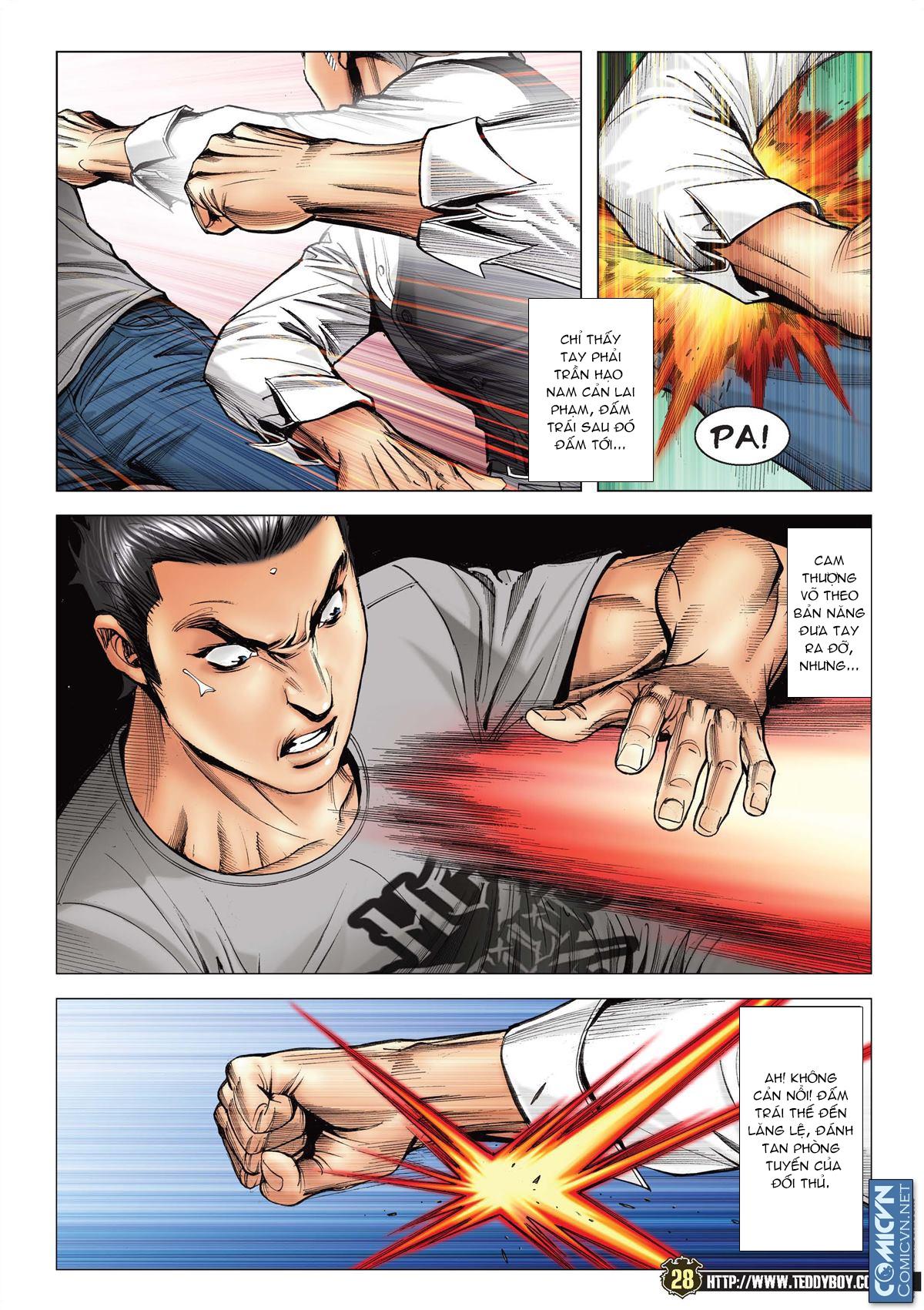 Người Trong Giang Hồ chapter 2119: nam ca vs thượng võ trang 27