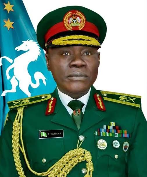 Senate Confirms Yahaya As Chief Of Army Staff