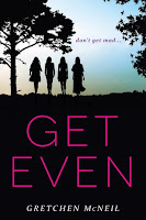 Get Even by Gretchen McNeil cover