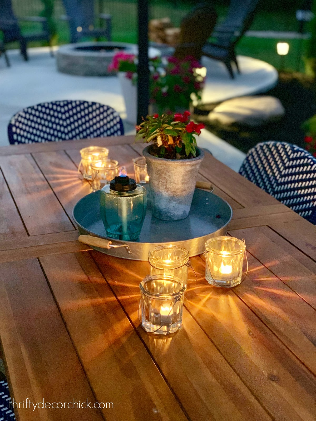 Thrifty Decor Chick patio reveal