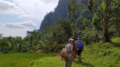 Gunung Rungking Karawang