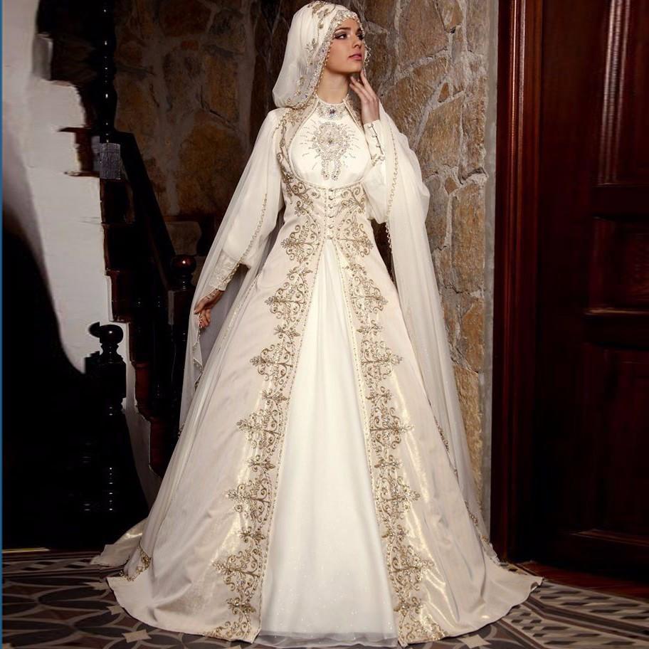 Muslim Wedding Dress Models and Syar\'i Latest Trend   Wedding Trend