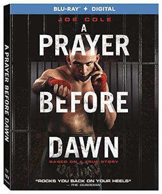 A Prayer Before Dawn Blu Ray