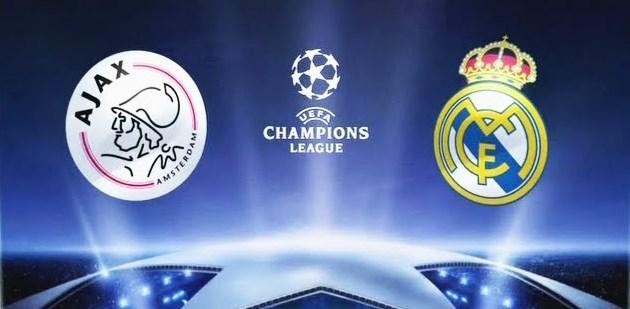 مشاهدة مباراة ريال مدريد وأياكس أمستردام بث مباشر بتاريخ 05-03-2019 دوري أبطال أوروبا