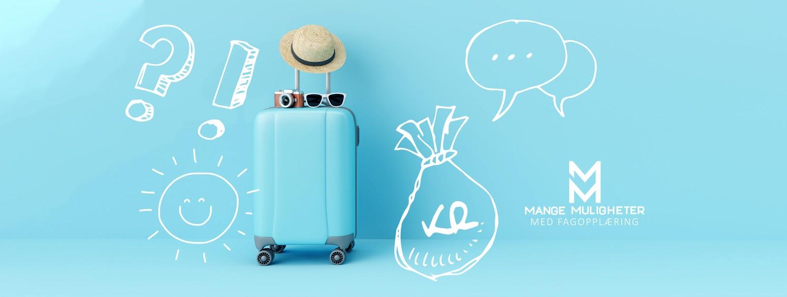 5 kjappe om ferie og feriepenger