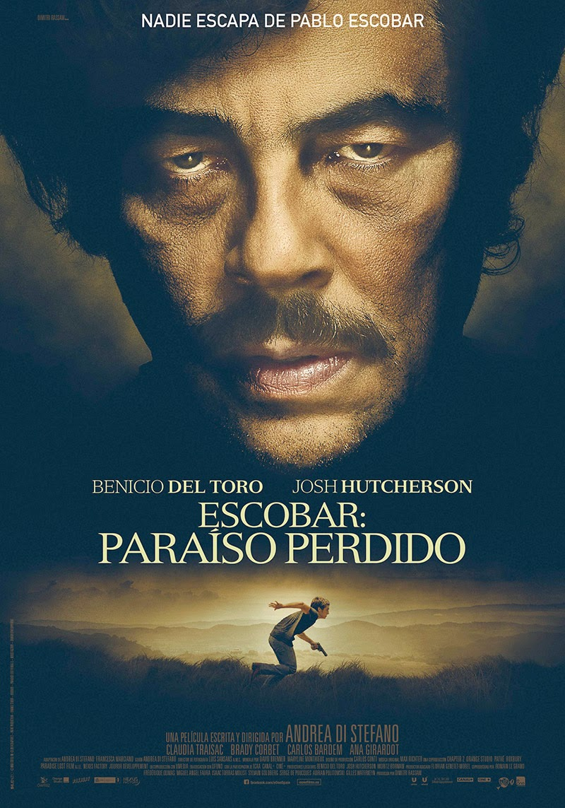 Escobar. Paraíso Perdido Ver gratis online en vivo streaming sin descarga ni torrent