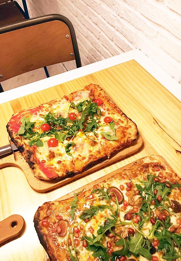 Nuevo Kilómetros de Pizza en el centro comercial Heron Diversia de Alcobendas