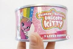 Распаковка RBUK Rainbow Butterfly Unicorn Kitty: 9 сюрпризов в консервной банке