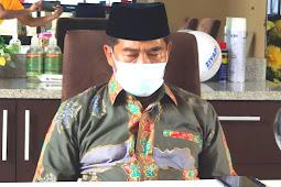 Gubernur Kalimantan Utara, Zainal Arifin Paliwang Positif Terpapar COVID-19