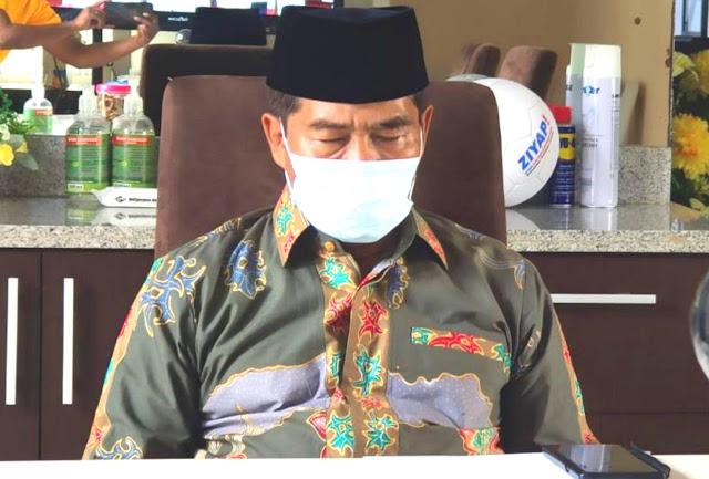 Gubernur Kalimantan Utara, Zainal Paliwang Positif Terpapar COVID-19