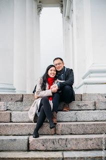 Фотосессия в Хельсинки