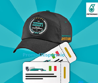 Logo Partecipa gratis e vinci Monza: in palio cappellini Petronas e Pass per il Gran Premio