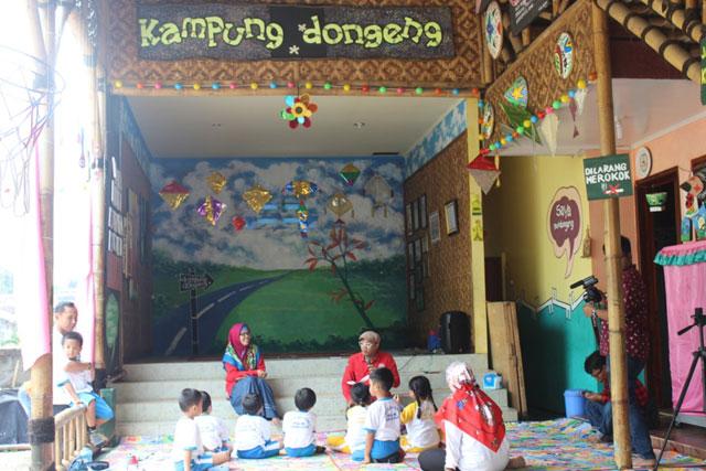 Kampung Dongeng Indonesia