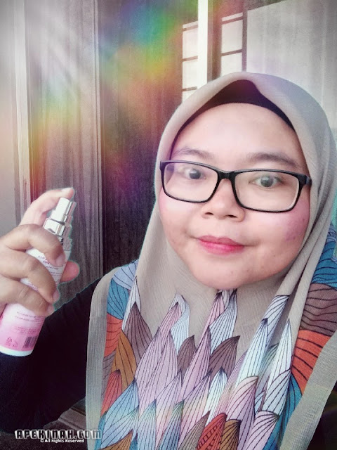 Althea Stay Fresh Body Sparkling Mist by Titi Kamal X Althea