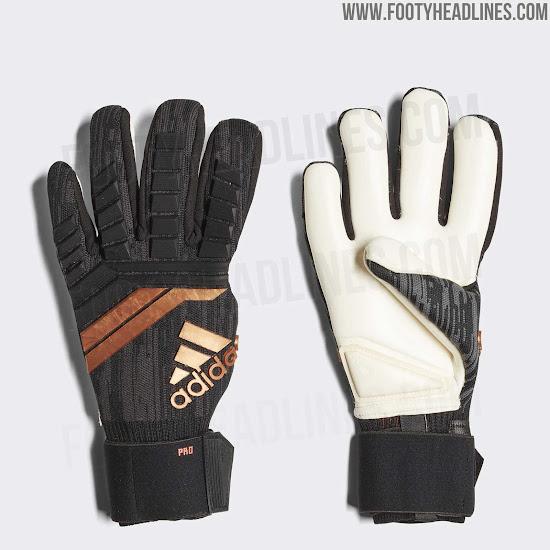 80927c94b1f0 All-New Adidas Predator 18 Fingersave Pro Goalkeeper Gloves Revealed ...