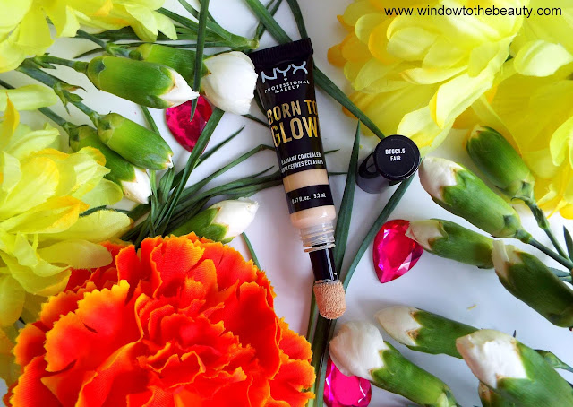 Born To Glow Concealer  Review & Swatches