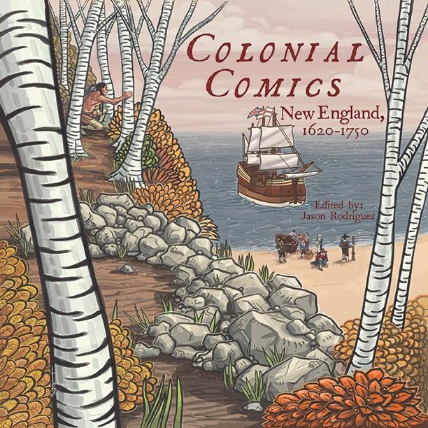 ComicsDC: Q&A: Rodriguez on 'Colonial Comics'