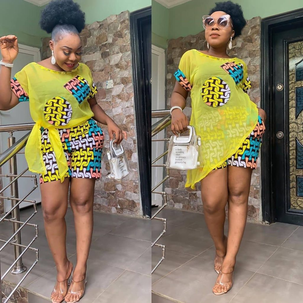 The African Designs Styles Is Without A Doubt The Best One To Take Motivation From Latest Ankara Styles 2020