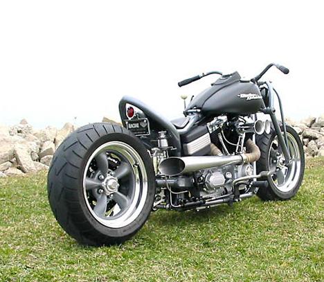 Hot Rod Harley >> .: HD - Hot Rod - Bobber