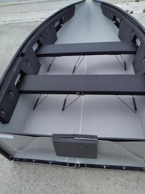 折り畳みボート「ポータボート」組み立て方