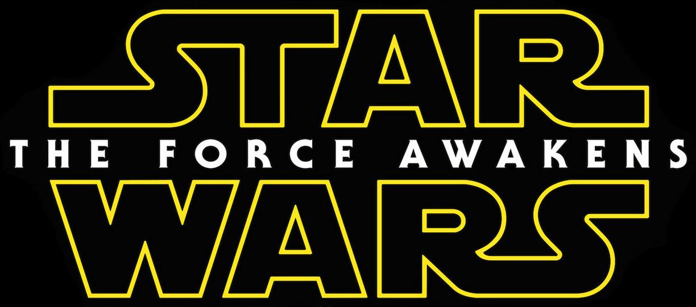 Logo : La Guerra de las Galaxias, 7: El despertar de la Fuerza