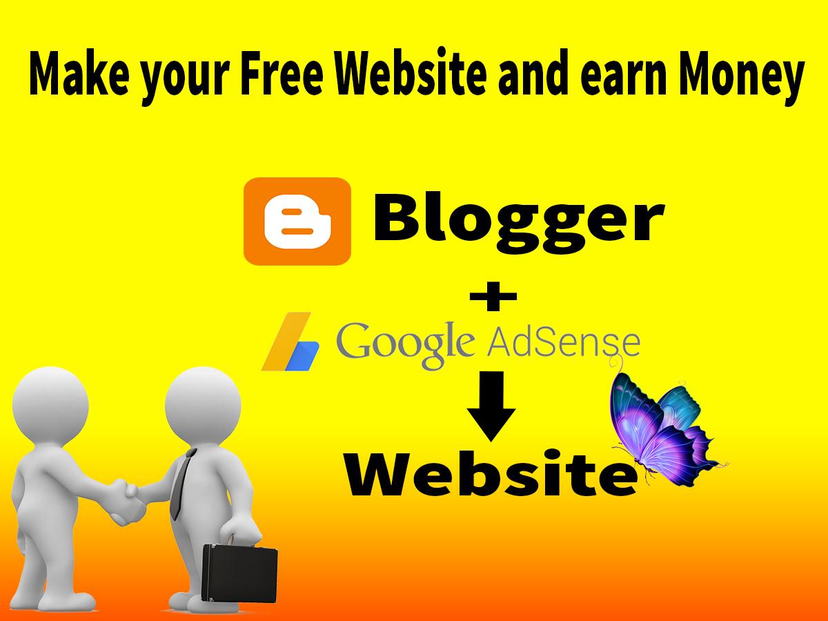 make-blogger-website-and-earn-money