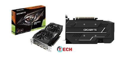 Graphics Card Gigabyte GeForce GTX 1660 OC 6G