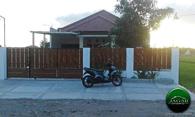 Rumah Asri dekat Bandara Jogja