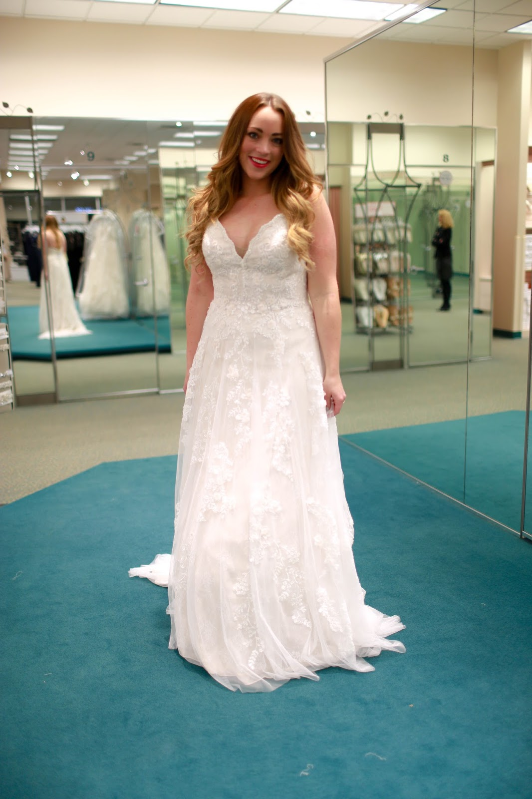 Meet The Stylist Experience at David\'s Bridal | Brittany Ann Courtney