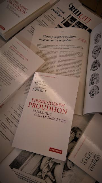 économie état Proudhon anarchie Isabel