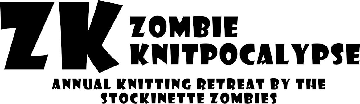 Zombie Knitpocalypse