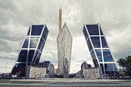 Madrid modern mimari örnekleri