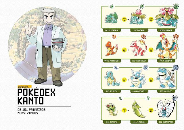 Revista Jogo Véio Pokémon