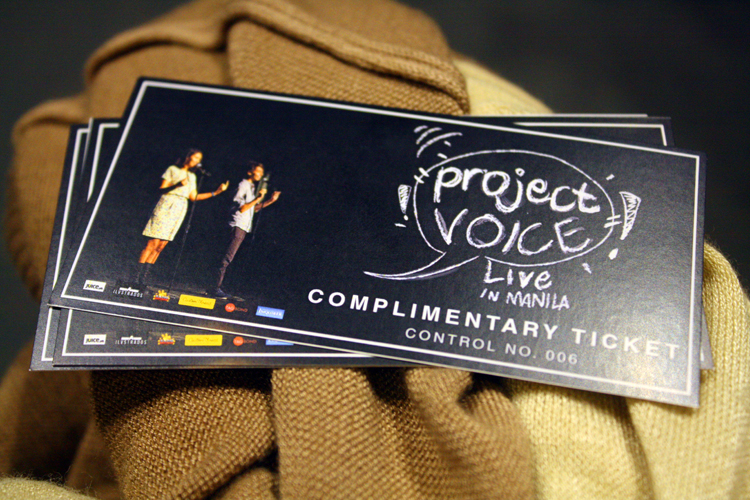 Project Voice Manila