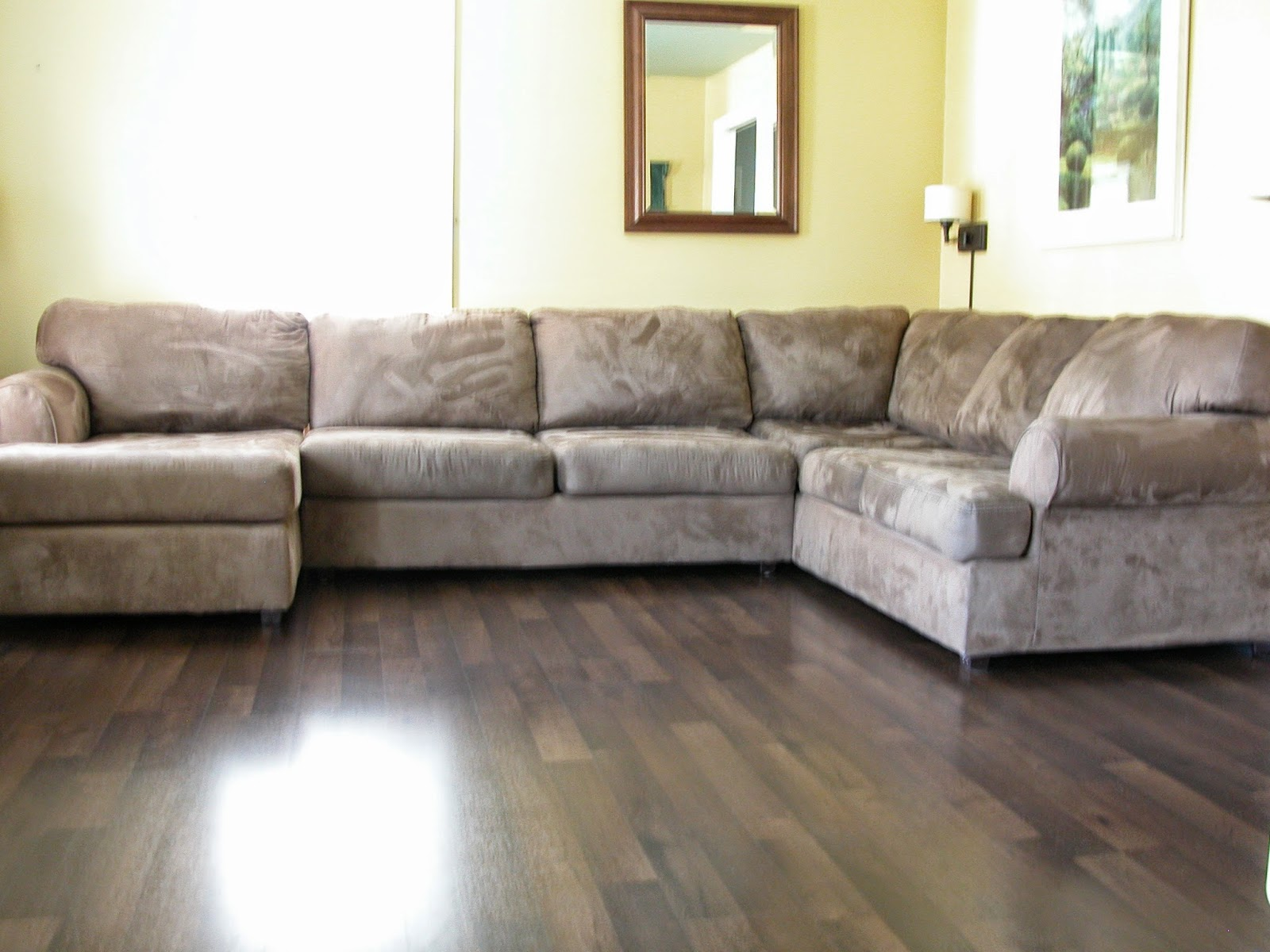 Swell Separating A Sectional Sofa Other Changes Love My Simple Uwap Interior Chair Design Uwaporg