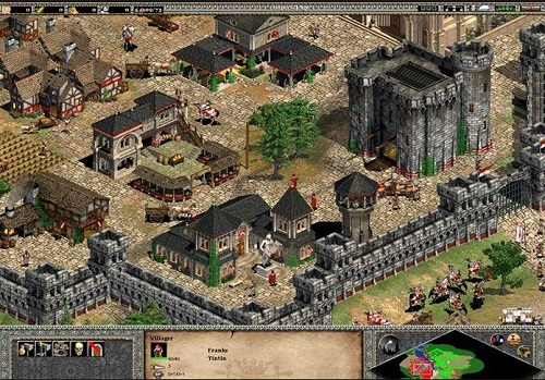 Các loại nhà có tầm quan trọng rất chi là phải ghi nhớ trong Game AOE