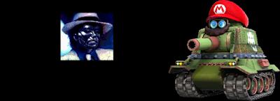 Super Mario Odyssey Sherm Tank transformation Michael Jackson's Moonwalker robot cyborg fedora