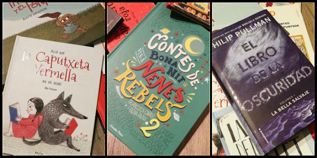 libros infantiles recomendados para Sant Jordi