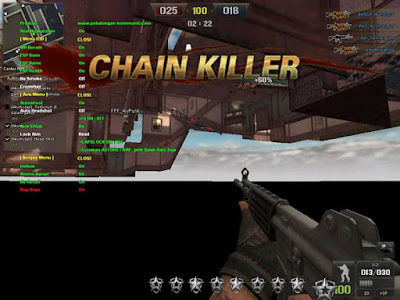 PKL Point Blank Cheat GRATIS