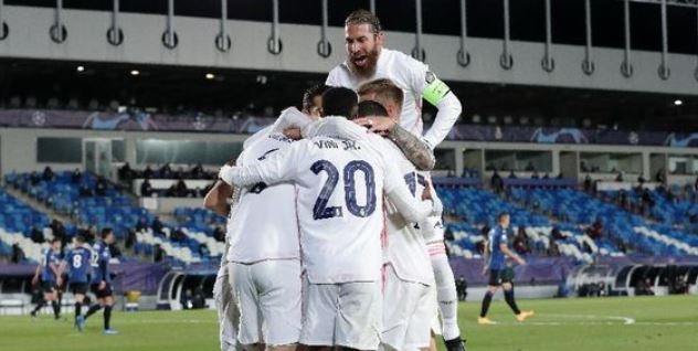 Real Madrid vs Atalanta 3–1 Highlights
