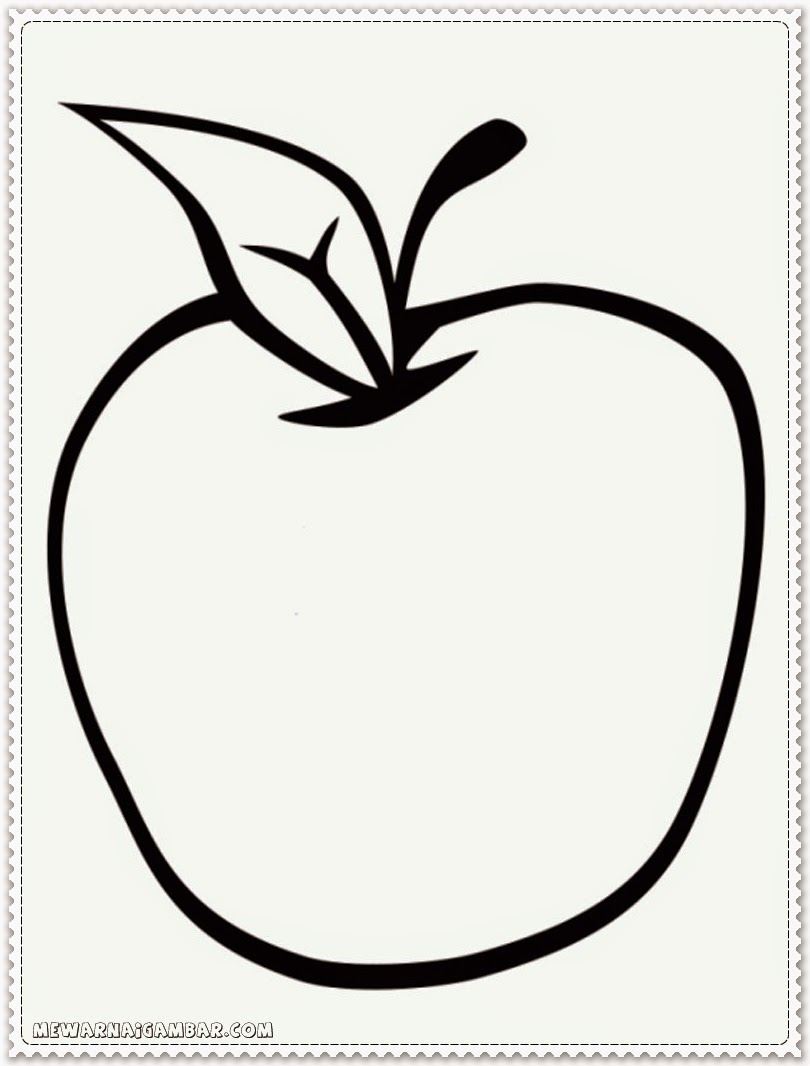 Big Apple Coloring Pages