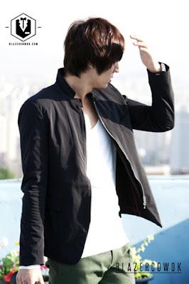 blazer cowok blazercowok.com jaket korean jas pria sk28 d