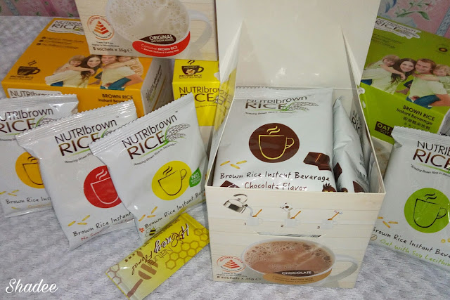 NutriBrownRice Instant Beverage