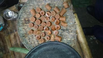 gula kelapa organik bentuk silinder asli banyumas