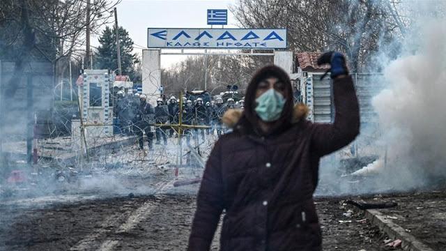 اردوغان ينفذ وعده .. حشود ضخمة للمهاجرين على حدود اليونان واجتماع عاجل للحكومة اليونانية