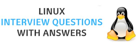 Linux Interview Question with Answers