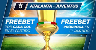 Paston promo Atalanta vs Juventus 19 mayo 2021