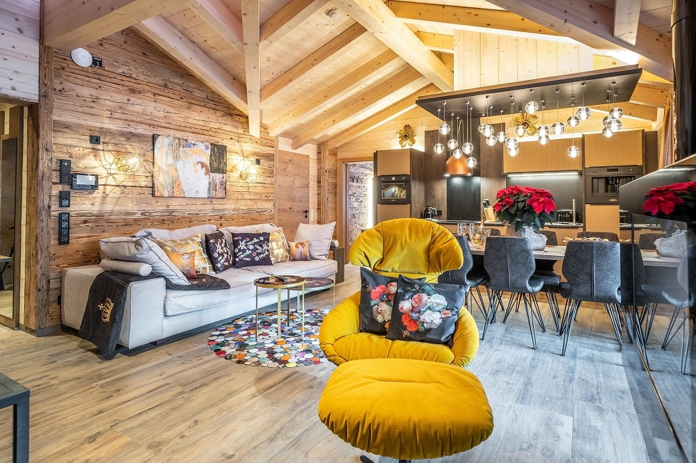 THE KAPRUN EDITION – YOUR LUXURY APARTMENT IN THE BACKGROUND OF THE AUSTRIAN ALPS