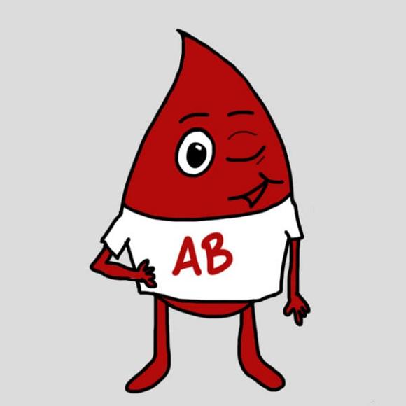 Gambar Golongan Darah AB